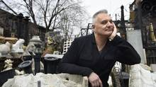 Director Morris Panych will be directing Arms and The Man at the Shaw Festival. (Fred Lum/Fred Lum/The Globe and Mail)
