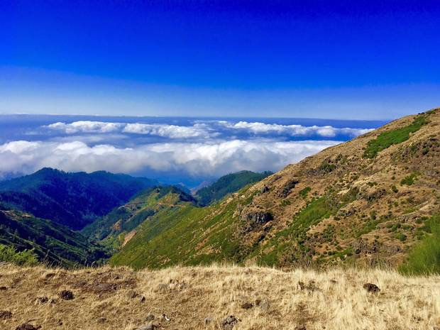 MADEIRA. View above the Encumeada valley. Photo by Ellen Himelfarb