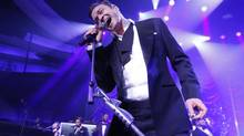 Justin Timberlake is set to perform at Toronto's Air Canada Centre Feb.13 and 14. (Todd Williamson/AP)