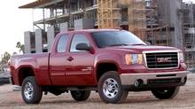 2010 GMC Sierra (General Motors)