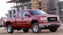 2010 GMC Sierra (General Motors)