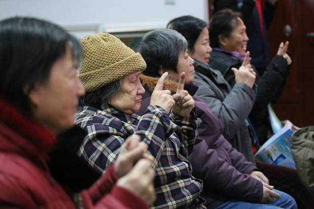By 2050, it's estimated, China will have just 1.7 working citizens for every person over 65. That number was 7.6 in 2010.