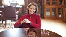"Alberta Premier Alison Redford sees her mandate as pursuing ""progressive social change"" with an eye on the purse-strings. (JASON FRANSON)"