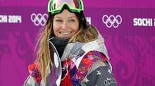 Jamie Anderson was one of several athletes who admitted that Tinder was popular at Sochi. (Mike Blake/REUTERS)