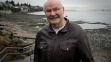 Former British Columbia premier Mike Harcourt has publicly split with the NDP, arguing that it is not prepared to govern the province. (DARRYL DYCK for The Globe and Mail)