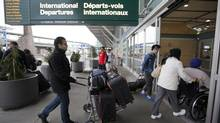 The Canadian Transportation Agency has ordered Air Canada and Porter Airlines to alter their compensation policies. (Deborah Baic/The Globe and Mail)
