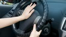 Many cars will allow you to disengage the horn when you lock it with the remote. (iStockphoto)
