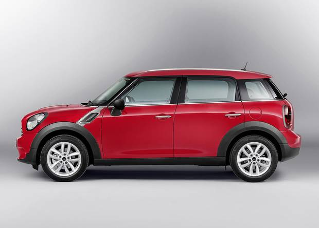 2012 Mini Countryman.