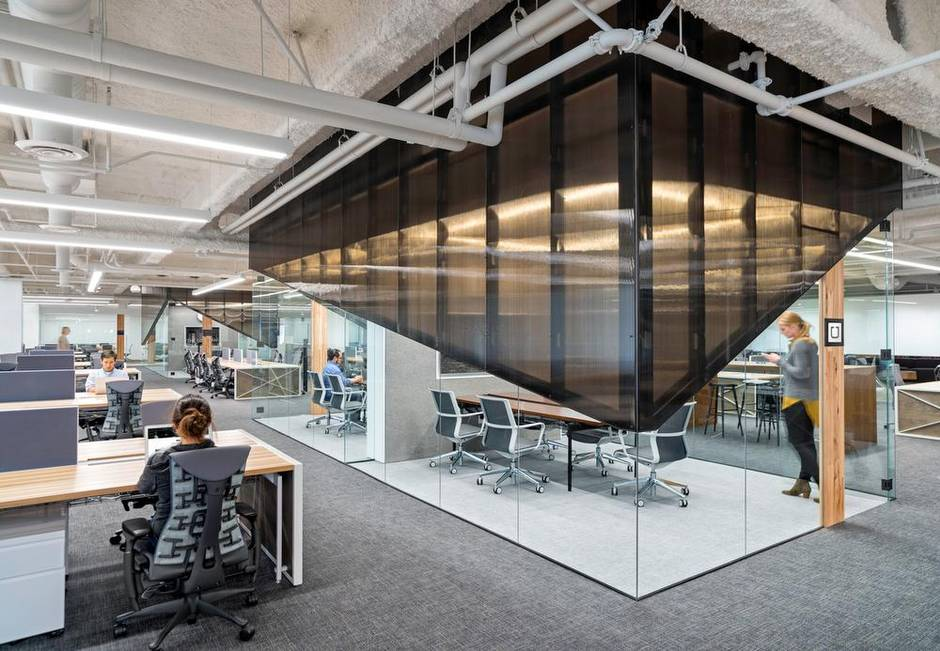 Office space: What does the ideal workplace look like?