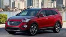 2014 Hyundai Santa Fe (Hyundai)