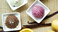 A new spa treatment at the Devarana Spa in Chiang Mai, Thailand, uses ice cream.