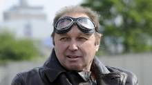 Jochen Mass was essentially an innocent bystander in the devastating crash that killed Villeneuve. (Mercedes-Benz/Mercedes-Benz)