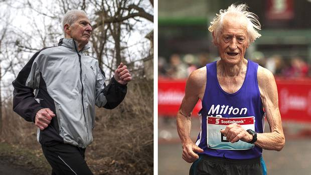 Runners Earl Fee and Ed Whitlock both claimed to feel younger than their chronological age, and kinesiology researchers studied their physiques and athletic skills in detail. Mr. Fee is now 88; Mr. Whitlock died earlier this year at the age of 86.