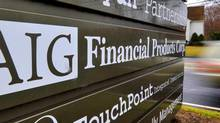 When it comes to insurance, international regulators appear willing to tolerate big – so long as big doesn't equate to AIG. (Stephen Chernin/AP)