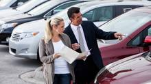 Buers should buy less car, rather than extend the term of of the purchase loan. (istockphoto)