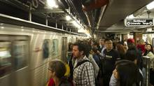 Concerns have been raised at City Hall about the proposed subway plan and what the east end extension means for local residents. (Kevin Van Paassen/The Globe and Mail)