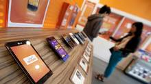 Wind Mobile owner VimpelCom has been frustrated by a lack of control over the company (CEO Anthony Lacavera owns the majority of the voting shares), and has decided to write off its $1.5-billion investment in the company. (Deborah Baic/The Globe and Mail)