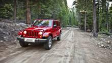 Jeep Wrangler (Fiat Chrysler)