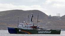 Greenpeace's environmental crusades often draw international headlines and spark controversy. Now the organization is coming under scrutiny not for its activism but for its financial mismanagement. (Efrem Lukatsky/AP)