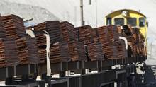 Chile's Codelco, the world's largest copper producer, said some of its clients in the United States and Europe have asked to cancel orders. (Ivan Alvarado/Reuters/Ivan Alvarado/Reuters)