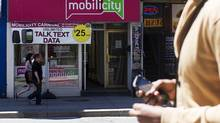 Mobilicity postpones bondholder vote (Michelle Siu For The Globe and Mail)