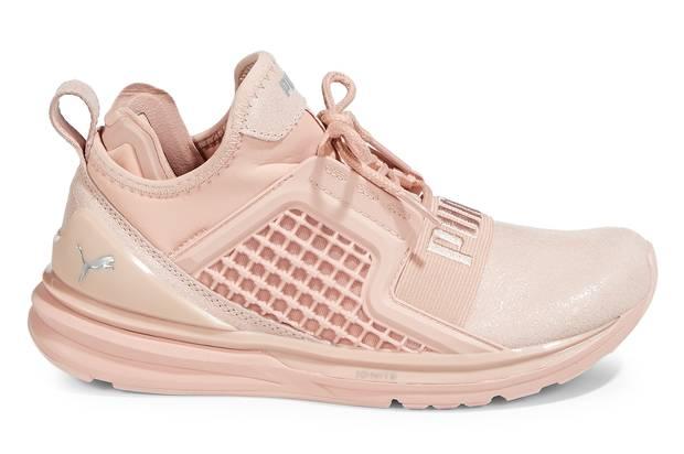 Puma Ignite Limitless running sneakers, $160 at Hudson's Bay (thebay.com).