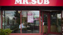 Since going public in 1995, MTY Food has made several acquisitions, including the Mr. Sub chain in 2011. (RAFAL GERSZAK FOR THE GLOBE AND MAIL)