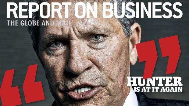 report business magazine hunter harrison article