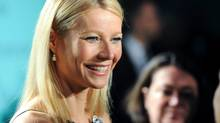 This April 18, 2013 file photo shows actress Gwyneth Paltrow at the Tiffany & Co. Blue Book Ball at Rockefeller Center in New York. (Evan Agostini/AP)