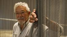 David Suzuki is photographed at Intercontinental Hotel at 225 Front St. in Toronto, Tuesday September 11, 2012. (Kevin Van Paassen/The Globe and Mail)