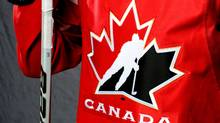 Hockey Canada has named a 41-player selection camp roster, which includes Howden, for the world junior hockey championships. Twenty-two of those will be chosen to play for Canada at the 2012 world junior hockey championship, which starts Boxing Day in Edmonton and Calgary. (Hockey Canada/The Canadian Press)