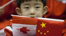 The integrated approach to engaging Beijing (Sean Kilpatrick/The Canadian Press)