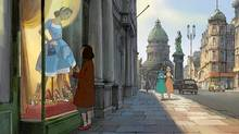 """A scene from Sylvain Chomet's animated feature """"The Illusionist"""" (Handout)"""