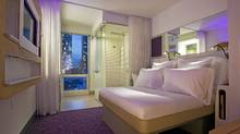 The Yotel in New York.