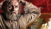 Colm Feore follows in the footsteps of such legends as William Hutt in playing King Lear at the Stratford Festival this year. (Don Dixon)