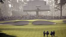 Augusta in the rough: women, money, prestige (Associated Press)