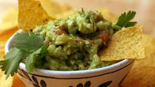 Chunky guacamole from Rick Bayless, owner and executive chef of Chicago's Frontera Grill (Larry Crowe/AP)