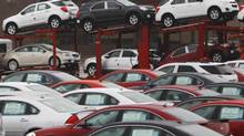 GM Canada's market share has plunged by more than half to just 13.5 per cent, which is believed to be the lowest level since the 1920s. (MARK BLINCH/REUTERS)