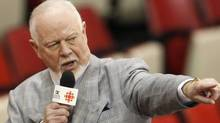 Canadian television sports personality Don Cherry. (Shaun Best/Reuters)