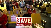 DEVELOPMENT Leave us alone, Humbertown residents say