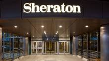 The Sheraton Gateway Hotel in Toronto