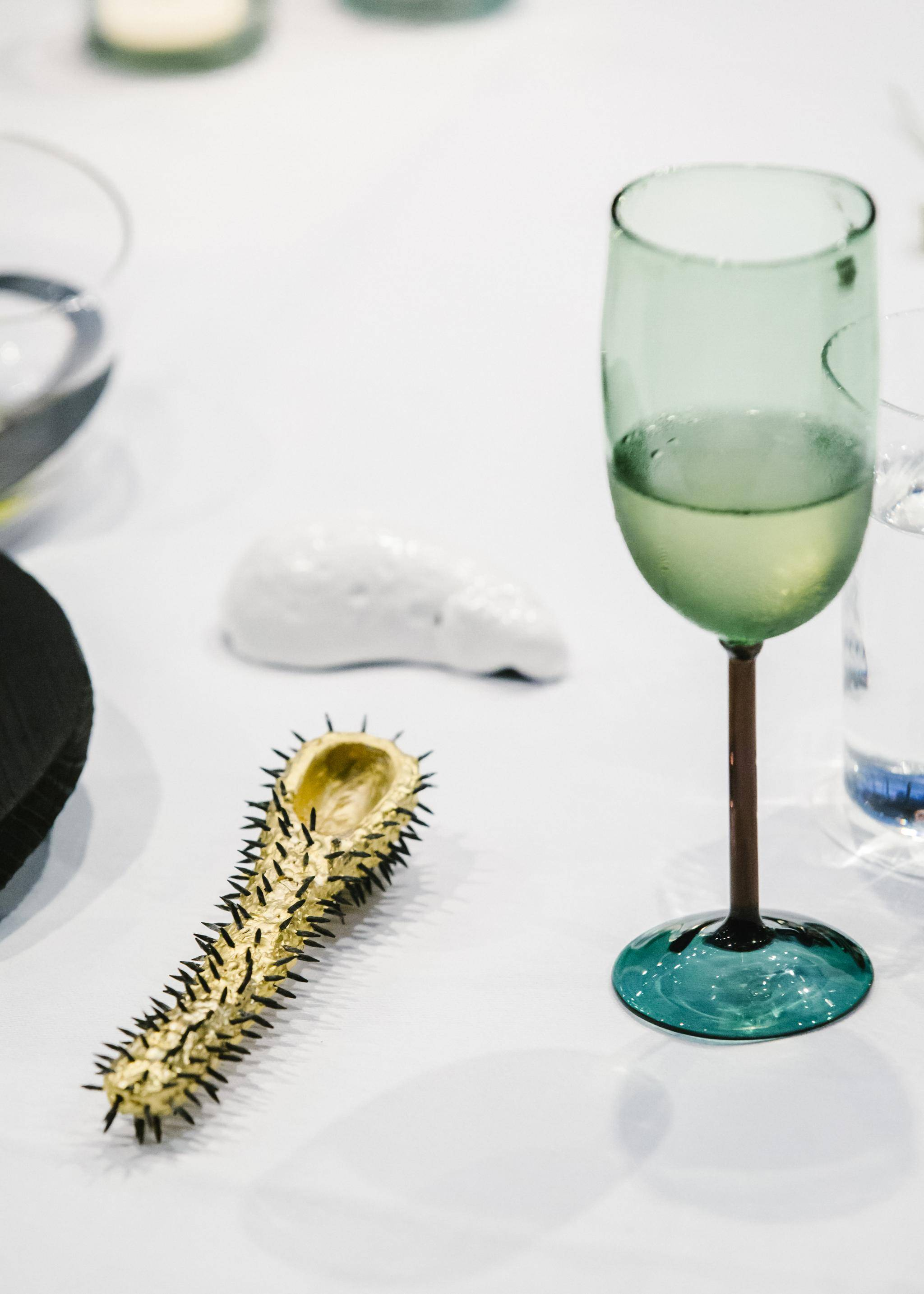 7 Deadly Sins Wine Glasses Designer Cutlery And Tableware For The Experimental Eater The