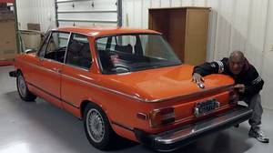 <p> Bill Cosby owns many cars, including a BMW 2002 tii model from the 1970s, but he prefers to focus on his past driving adventures. </p>