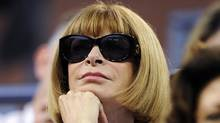 Anna Wintour, Editor-in-chief of American Vogue (JEFF ZELEVANSKY)