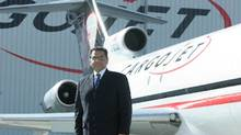 File photo of Cargojet CEO Ajay Virmani. (Glenn Lowson for The Globe and Mail)