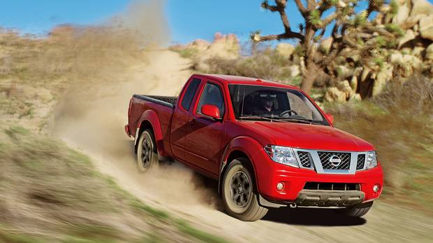 2016 Nissan Frontier PRO 4X Extended Cab