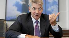 Hedge fund manager William Ackman of Pershing Square Capital Management. Photo: Shannon Stapleton/Reuters