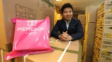 Memebox's Doin Kim is among a new breed of South Korean entrepreneurs. (NATHAN VANDERKLIPPE/THE GLOBE AND MAIL)