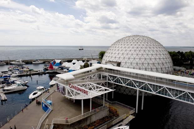 My Ontario Place Pavilion was launched on August 17, 2010 to collect ideas for revitalizing the park for its 40th anniversary.