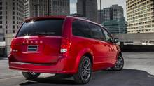 2013 Dodge Grand Caravan (Chrysler)